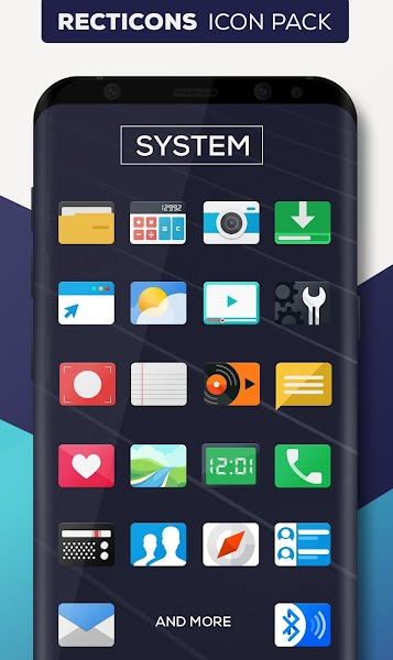 Recticons – Icon Pack v1.0 [Patched]