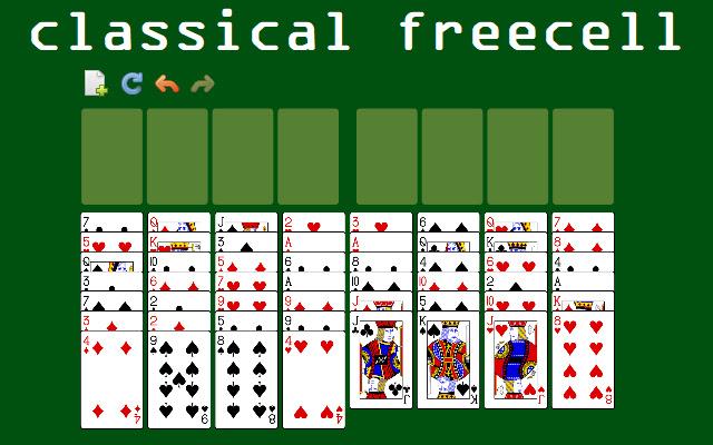 Freecell Solitär 2