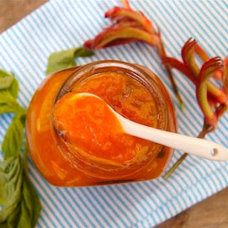 Apricot-Basil Preserves