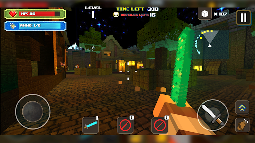 Dungeon Hero: A Survival Games Story modavailable screenshots 5