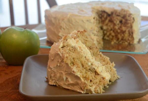 Sauerkraut Apple Cake Recipe