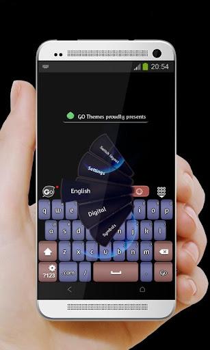 明月Meigetsu GO Keyboard