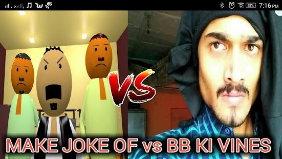BB Ki Vines and Make Joke Of Videos - náhled