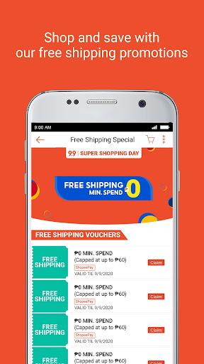 Shopee PH: 9.9 Shopping Day 2.59.40 screenshots 4