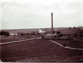 Photo: Rødding Mejeri 1907