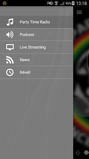 Party Time Radio Reggae- screenshot thumbnail