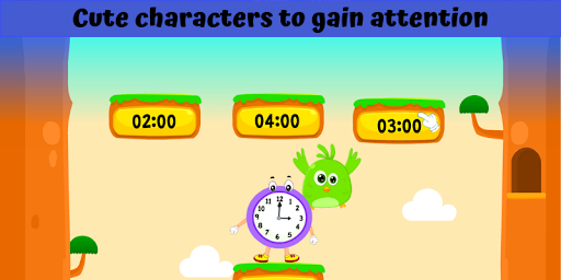 Telling Time Games For Kids - Learn To Tell Time 1.0 screenshots 4