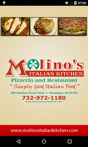 Molinos Italian Kitchen