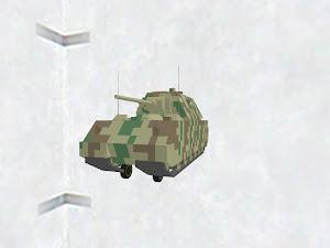 Ⅷ号戦車 tank