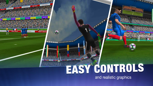 World Soccer FreeKick League 2018 1.0 screenshots 1