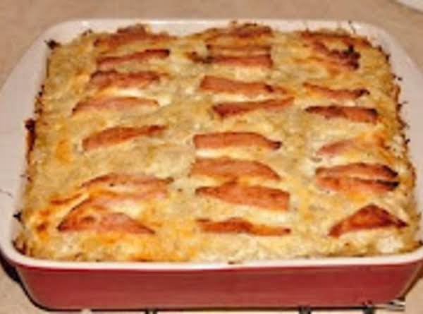 Grandma's Cabbage Casserole Recipe