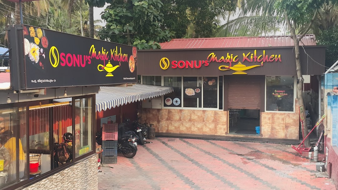 sonu's magic kitchen - Restaurant in
