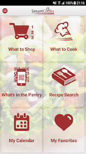SmartCooks - Eat at Home Everyday- screenshot thumbnail