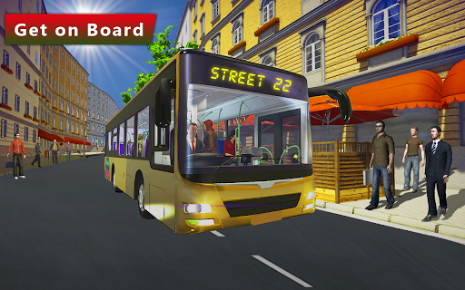 Passenger Bus Simulator City Coach 1.1 screenshots 3