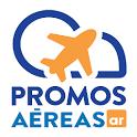 Promos Aéreas AR: Vuelos Baratos icon