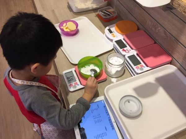 台北-親子烘焙教室-搗蛋糕