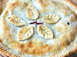Cherry-blueberry Pie Recipe