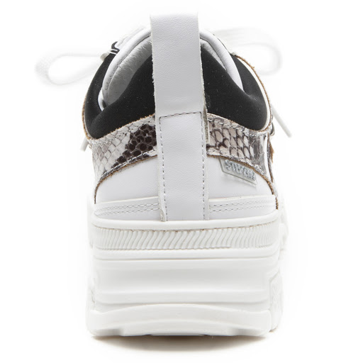 Thumbnail images of Step2wo Becky - Snakeskin Trainer
