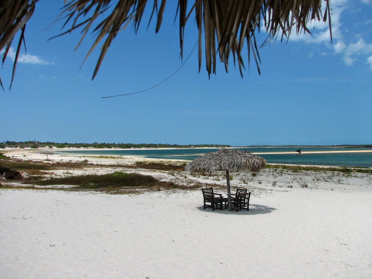 Lagoon around Jericoacoara