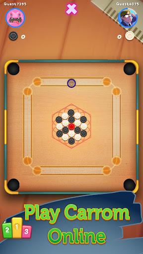 CarromBoard - Multiplayer Carrom Board Pool Game  screenshots 2