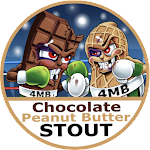Four Mile Chocolate Peanut Butter Stout