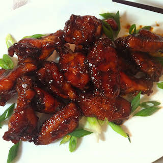 Molasses Chicken Wings Recipes.