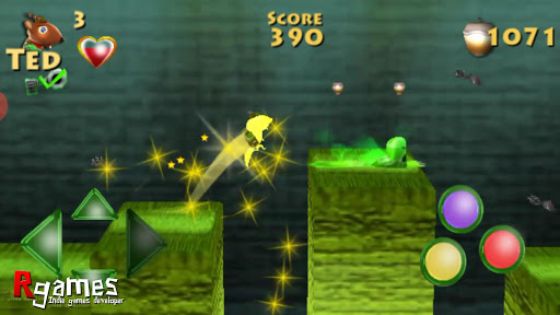 TED squirrel adventure DEMO android2mod screenshots 4