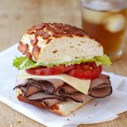 Roast Beef & Sharp Cheddar Half Sandwich