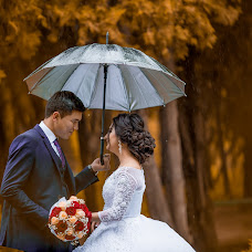 Wedding photographer Zied Kurbantaev (Kurbantaev). Photo of 13.05.2018