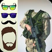 Best Army Photo Suit Maker : Army Uniform Changer