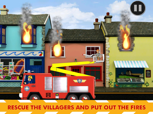 Fireman Sam - Fire and Rescue  screenshots 9