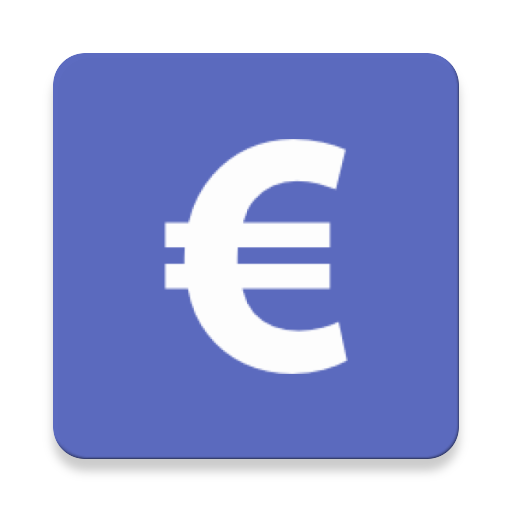 Currency Easy Converter Real Time Exchange Rates Icon