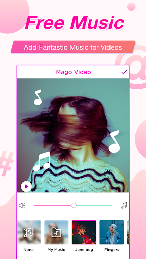 Video Editor Effect, Magic Video Music - MagoVideo  screenshots 8