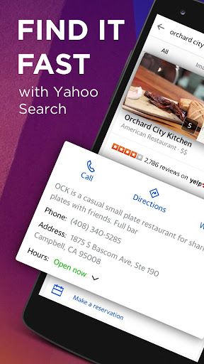 Yahoo Search 5.6.4 screenshots 2