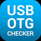 USB OTG Checker ✔ - Es compatible USB OTG ? icon