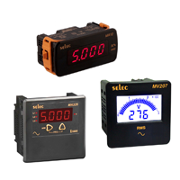 Đồng hồ đo Selec