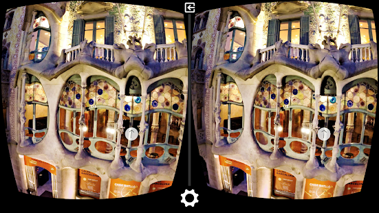 Gaudi VR Screenshot