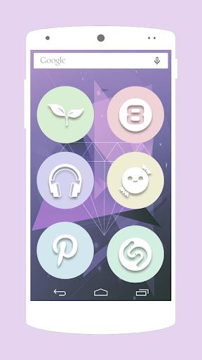 Saft UI - Round Flat Icon Pack