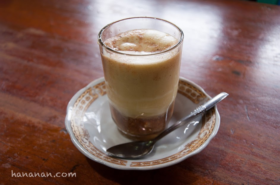 The famous Teh Talua. Dare to try?