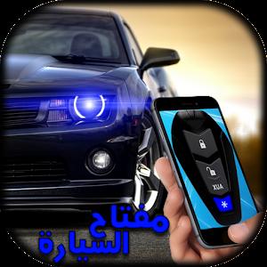 مفتاح السيارة  simulated
