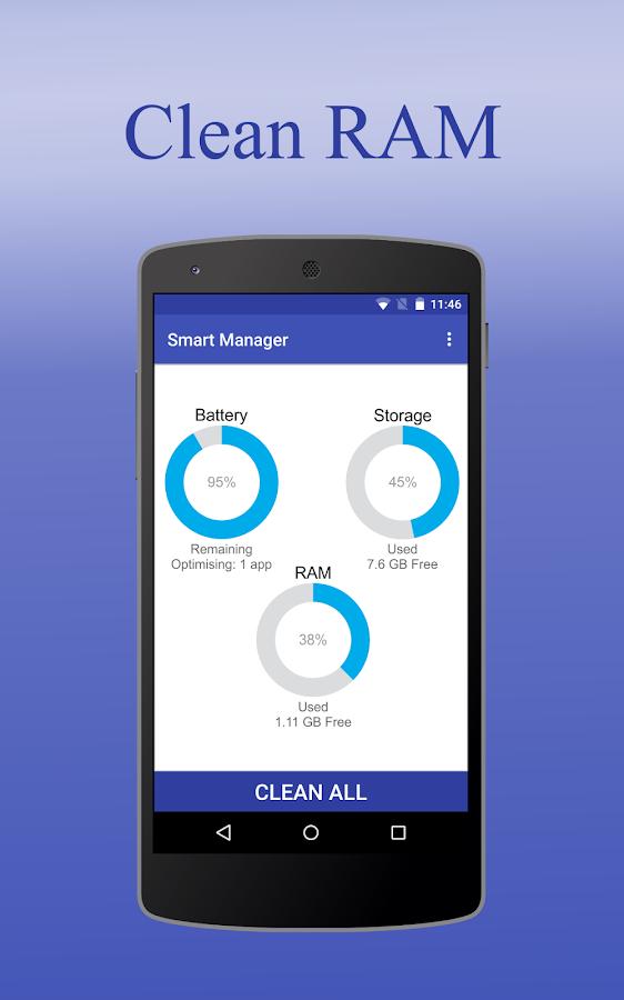 Smart Manager Battery Saver Amp Battery Optimizer