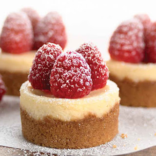 No Bake Mini Cheesecakes With Vanilla Wafers Recipes