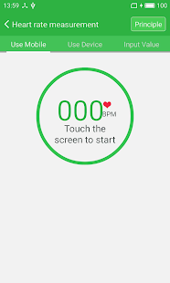 Free Heart Rate Measurement- screenshot thumbnail