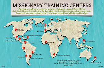 Photo: Missionary Training Centers