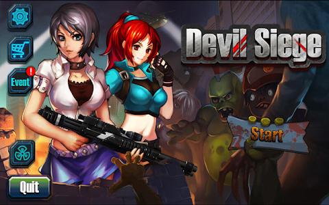 Devil Siege v1.7 (Mod Money)