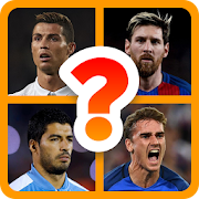 Guess The Soccer Player FIFA 18 Trivia Quiz Free‏