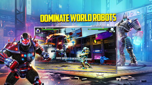 World Robot Boxing 2 Varies with device screenshots 1