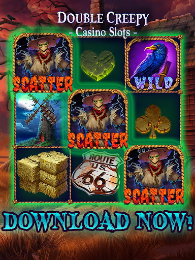 Creepy Vegasu2122ufe0f: Free Slot Casino Games filehippodl screenshot 1