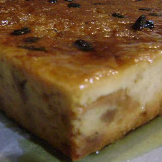 Bread Pudding By Mari