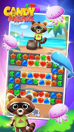Candy Mania- screenshot thumbnail